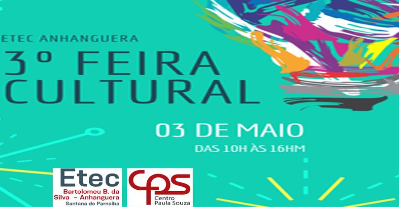 3Feira Cultural- 2019
