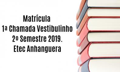 matricula 2019-2
